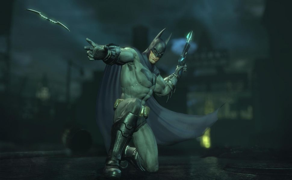 Batman Arkham City Character Trophies HD Wallpaper ...