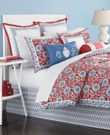 Martha Stewart Collection Bedding, Ginger Jar 6 Piece California King Comforter Set
