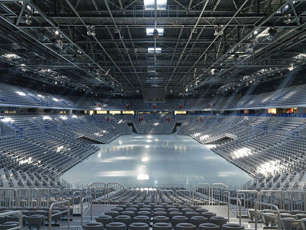 Gallery Of Arena Zagreb Upi 2m 43 Arena Arquitectura Disenos De Unas
