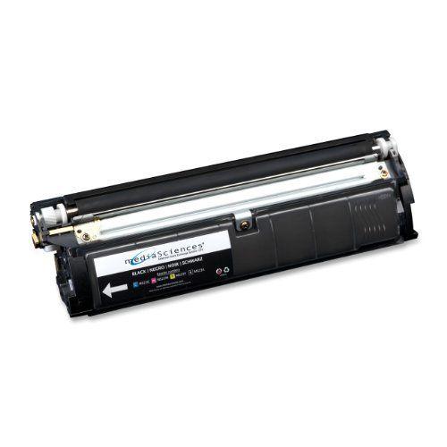 MEDIA SCIENCES MS23K Toner for minolta magicolor 2300, black by Canon