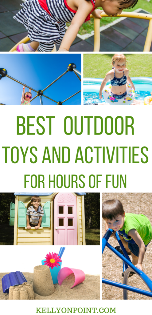 Best Outdoor Toys For Hours Of Fun Best Outdoor Toys Outdoor Toys Kids Learning Activities