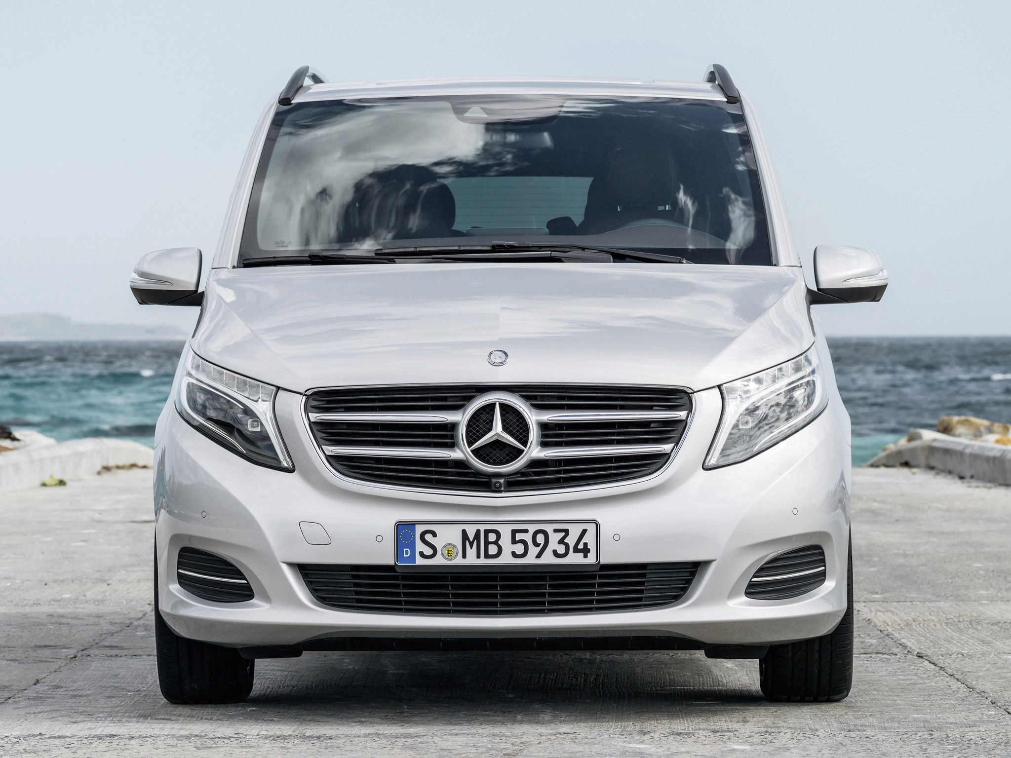 Mercedes-Benz V 250 BlueTec Avantgarde Line '2014