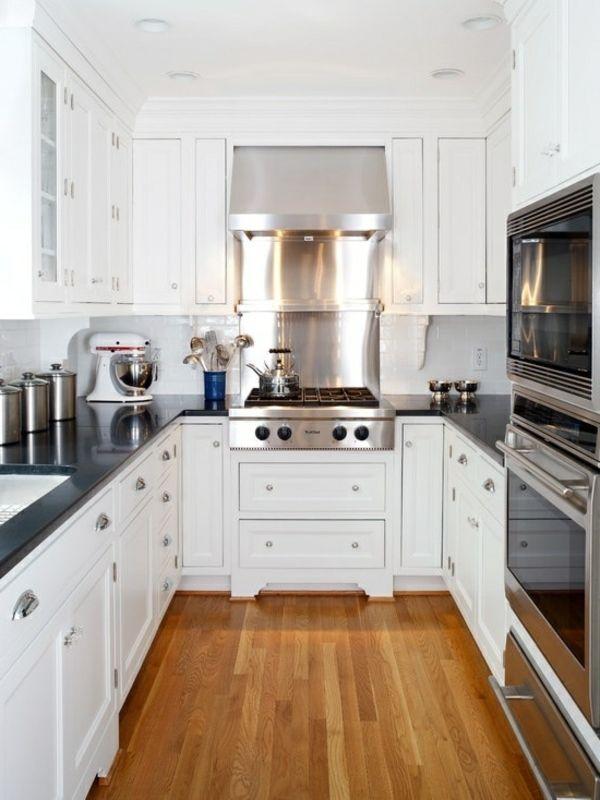 küchengestaltung ideen – mehr platz in der kleinen küche