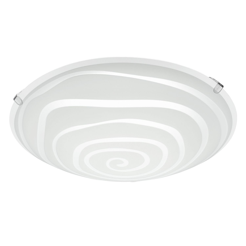 Pernato eine runde, weiße LED Deckenleuchte
