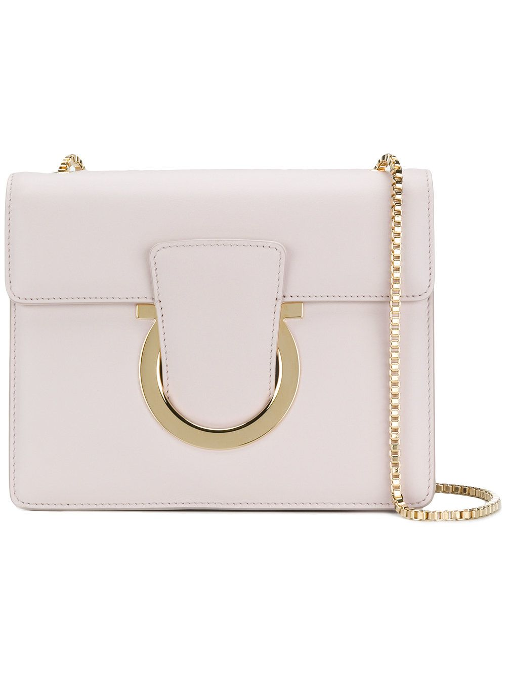 colour block shoulder bag - Nude & Neutrals Salvatore Ferragamo b3iupm5hKi
