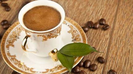 كيفية تحضير القهوة التركية Recipe Tableware Glassware