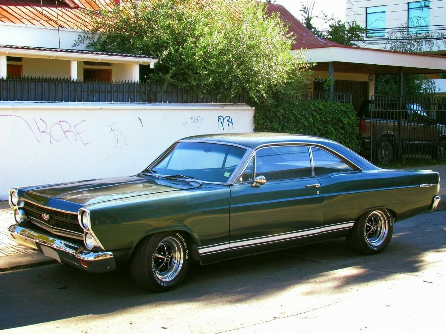 67 Ford Fairlane With Images Ford Fairlane Fairlane Ford