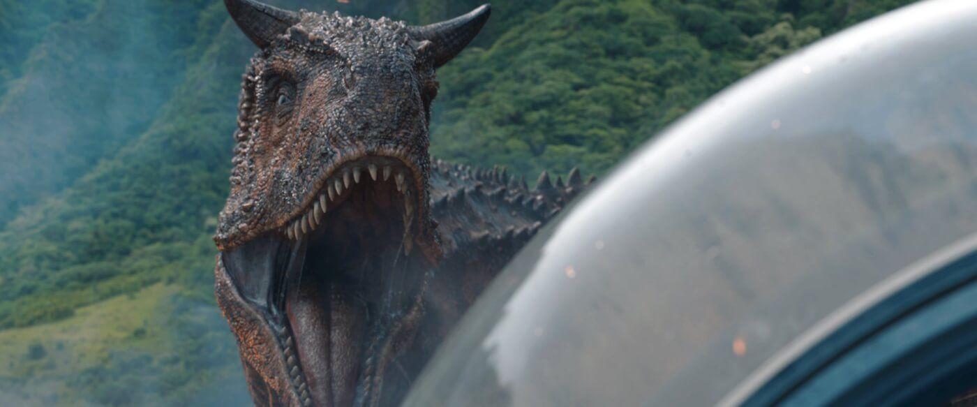 Jurassic World: Fallen Kingdom Carnotaurus | Jurassic Park ...