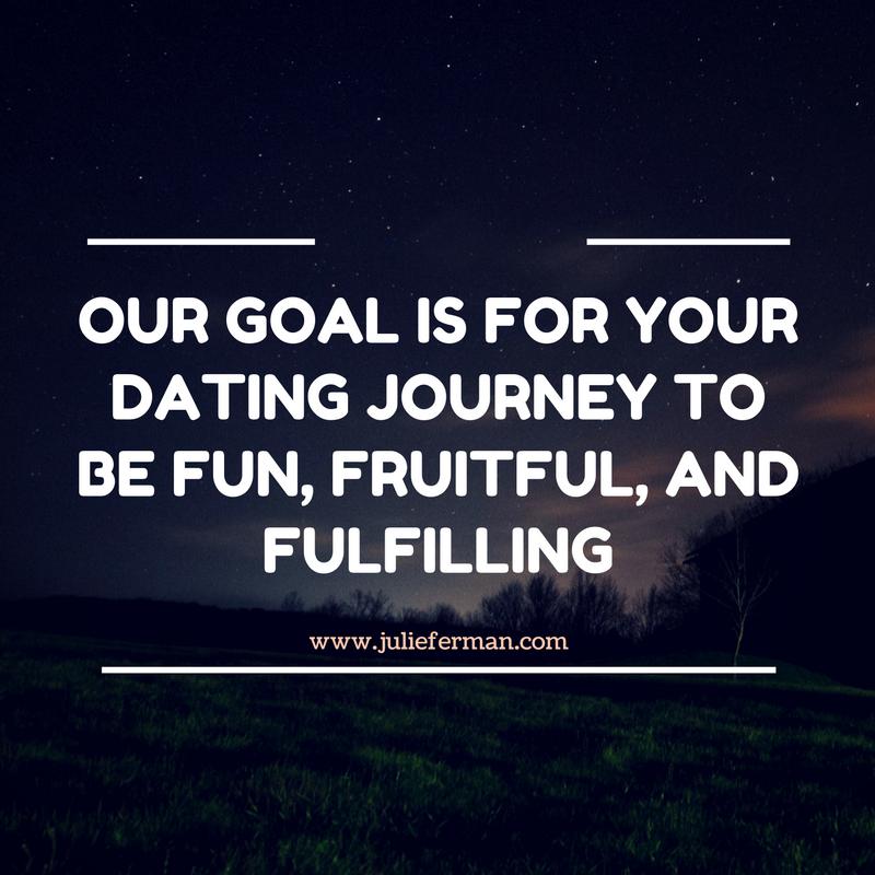 Dating journey