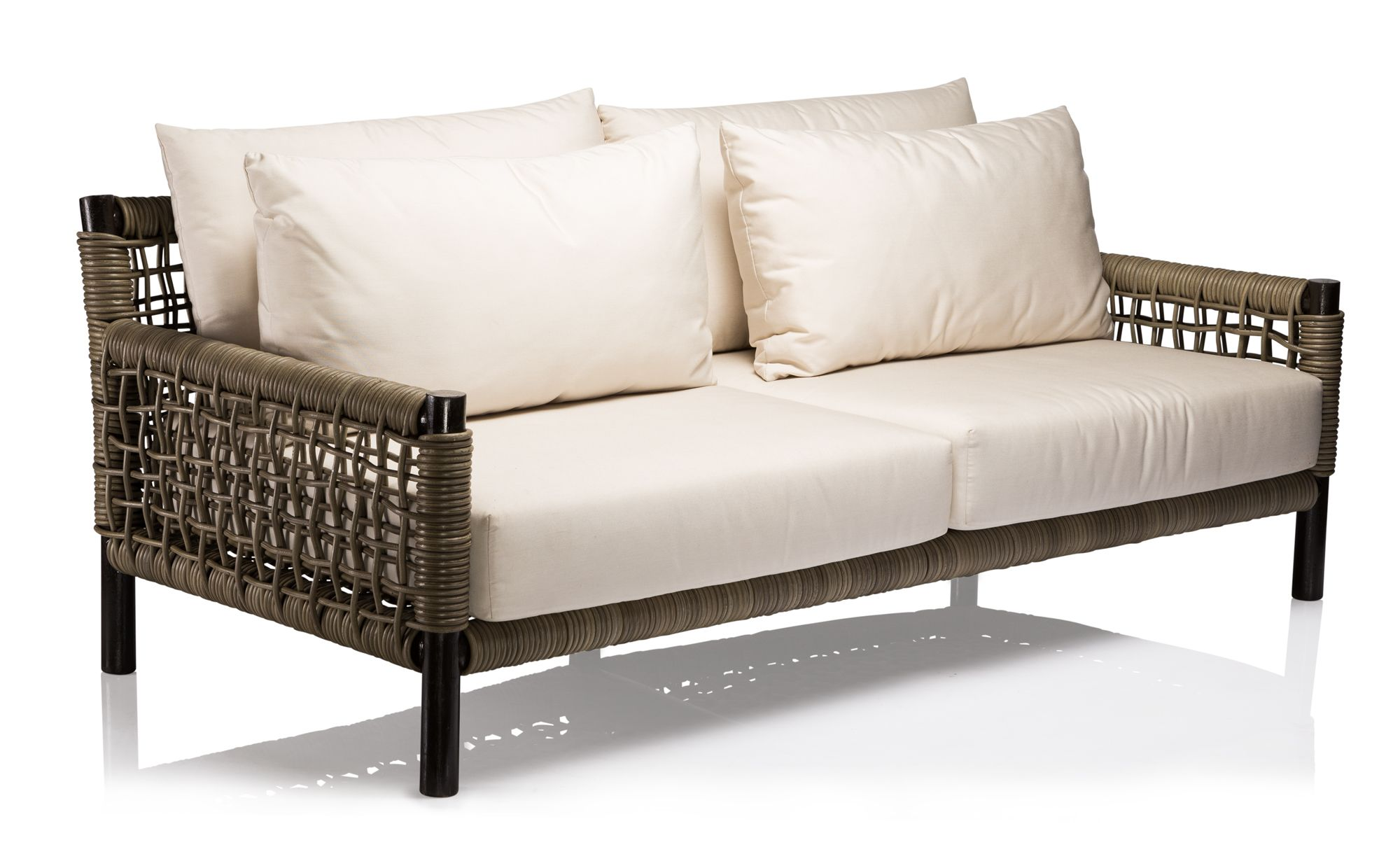 Coco Republic St Lucia Furniture Outdoor Sofa