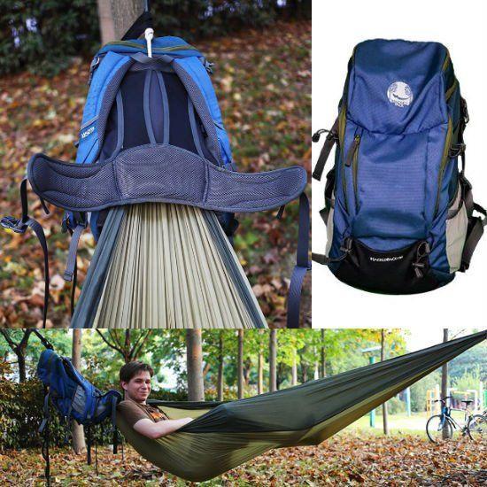 backpack hammock backpack hammock   backpacks  rh   pinterest