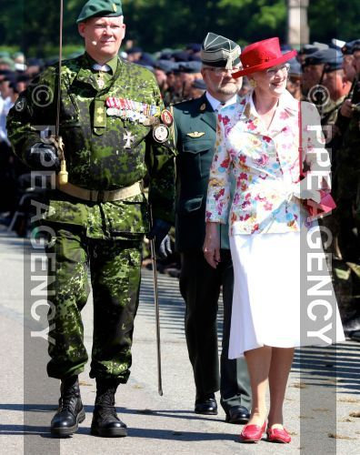 Queen Margrethe, June 5, 2016