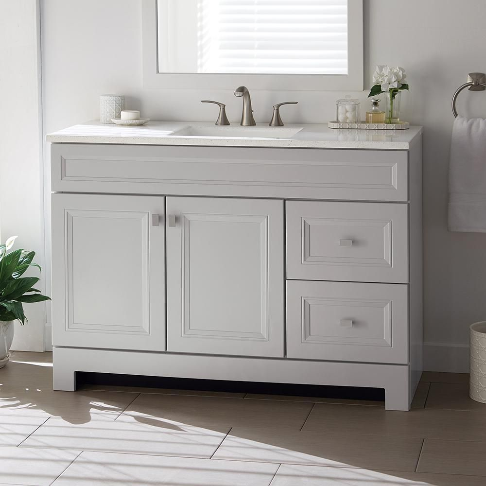 Home Decorators Collection Sedgewood 48 1 2 In W Bath Vanity In