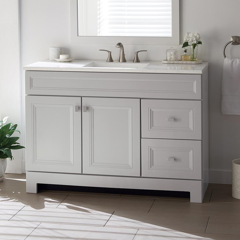 Home Decorators Collection Sedgewood 48 1 2 In W Bath Vanity In