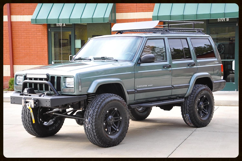 Ferngreen Jeep Cherokee Xj Lifted Jeep Cherokee Jeep Cherokee