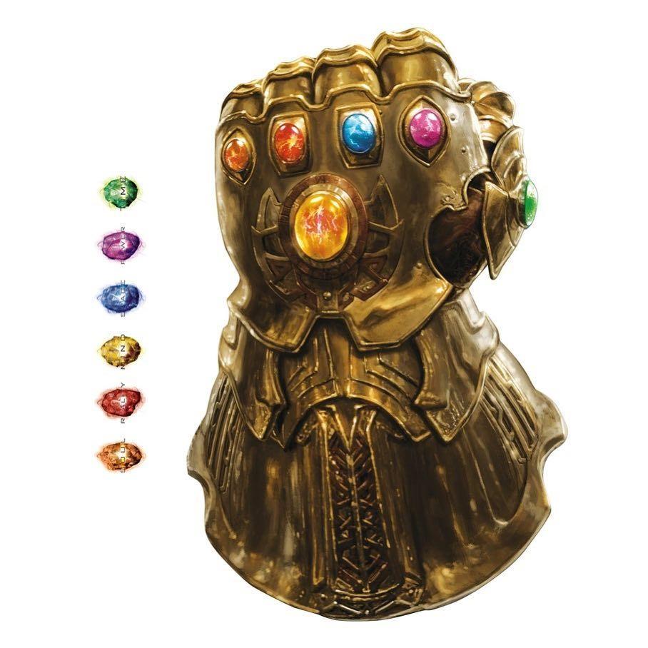 3 730 Me Gusta 24 Comentarios Mcu Capture Mcucapture En Instagram New Infinity Gauntlet Pic The Infinity Gauntlet Groot Avengers Drax The Destroyer
