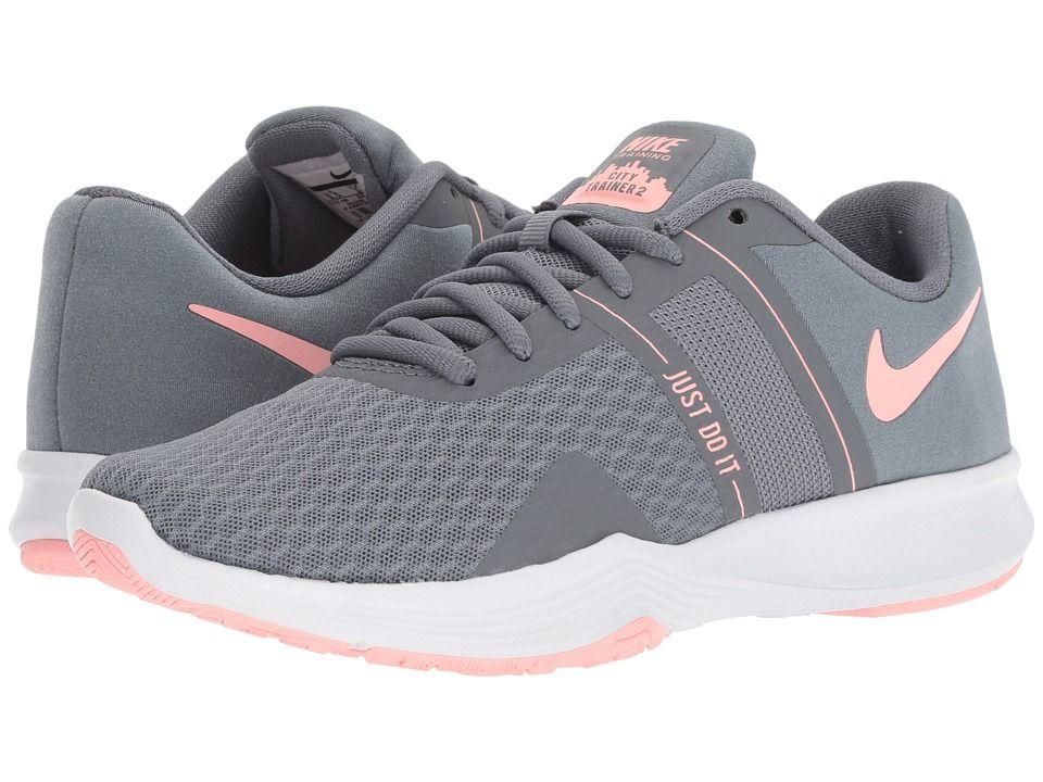 Nike City Trainer 2 Women's Cross Training Shoes Cool Grey