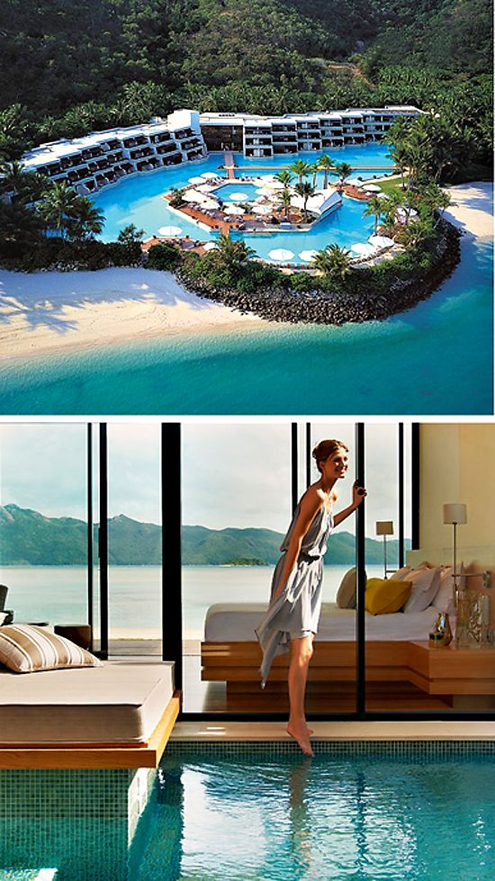 Hayman Island Resort Great Barrier Reef Queensland