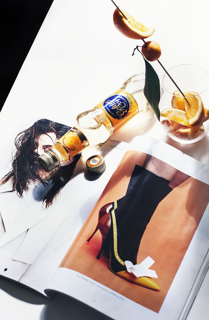 Golden Cap Orange - Suvi sur le vif | Lily.fi