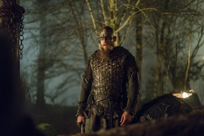 History's 'Vikings,' Season 4, Part 2, Episode 18, Revenge