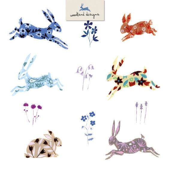 Greeting cards woodland designs swift hares swift hares greeting cards woodland designs swift hares swift hares museums galleries marketing ltd fine art cards social stationery m4hsunfo