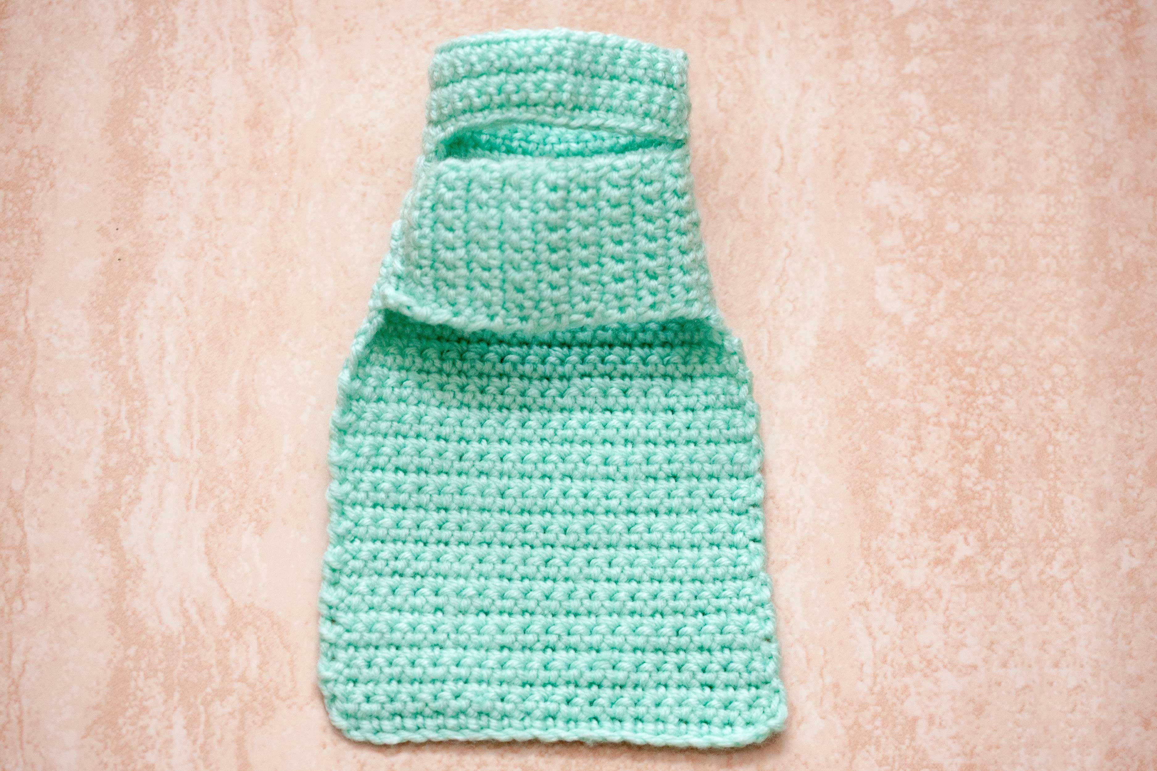 How to crochet easy dog sweaters single crochet stitch single how to crochet easy dog sweaters bankloansurffo Image collections