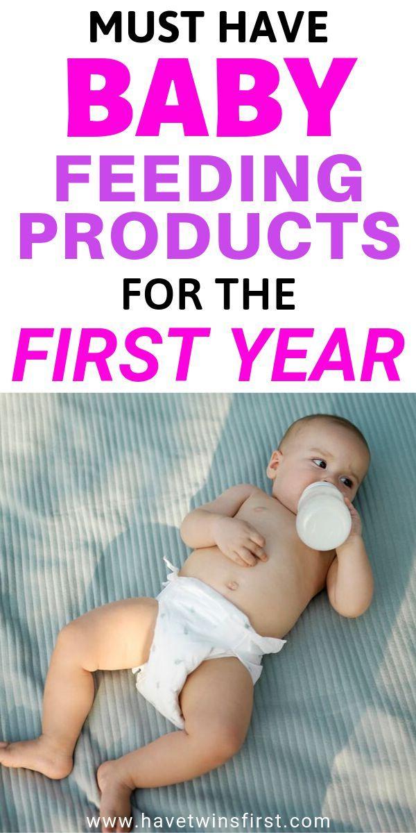 Das Füttern des Babys muss nötig sein, um Sie durch das erste Jahr zu bringen....