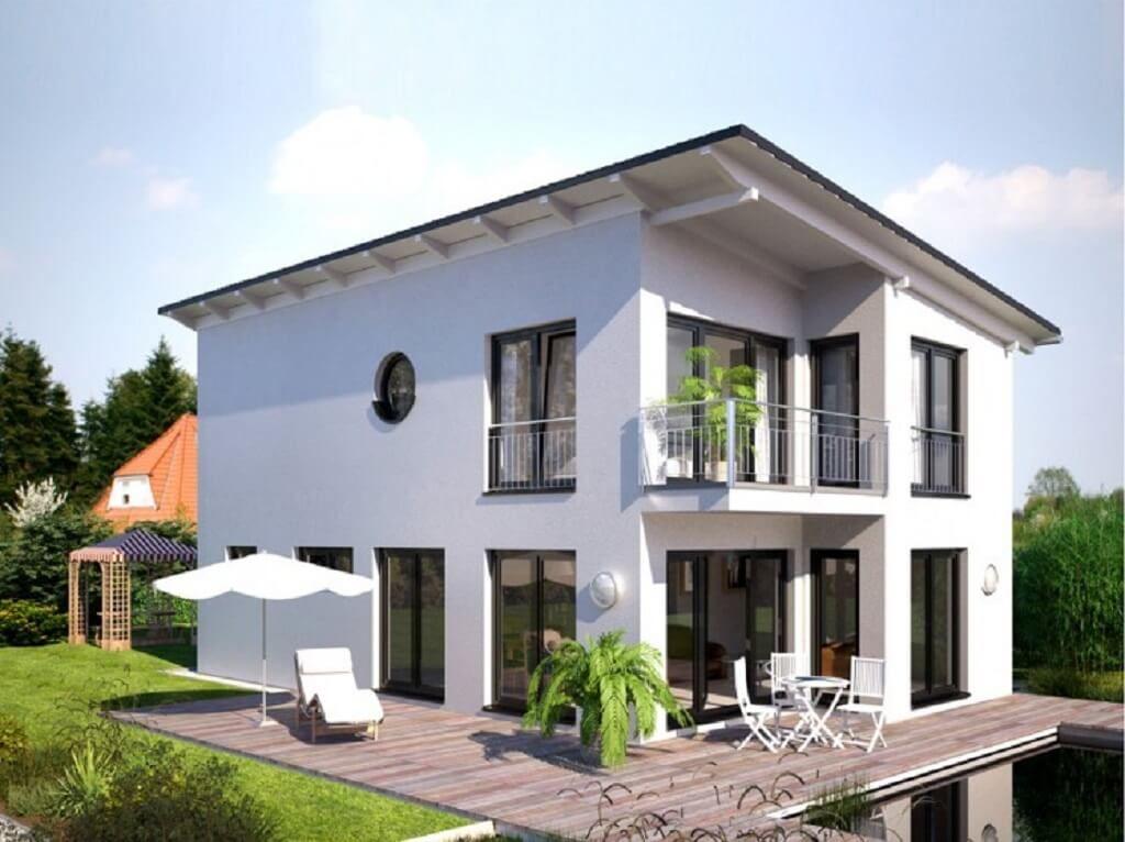 Modernes Haus Mit Pultdach hommage 136 pd hanlo haus http hausbaudirekt de haus