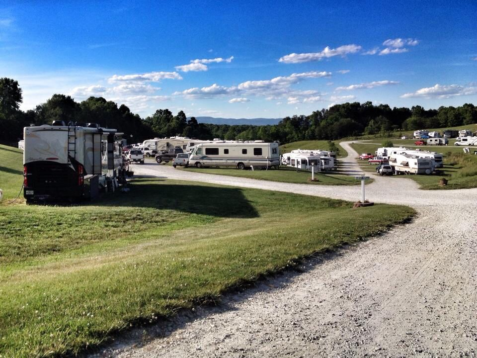 Mayberry Campground Mount Airy Nc Rv Parks And Campgrounds Mount Airy Rv Parks