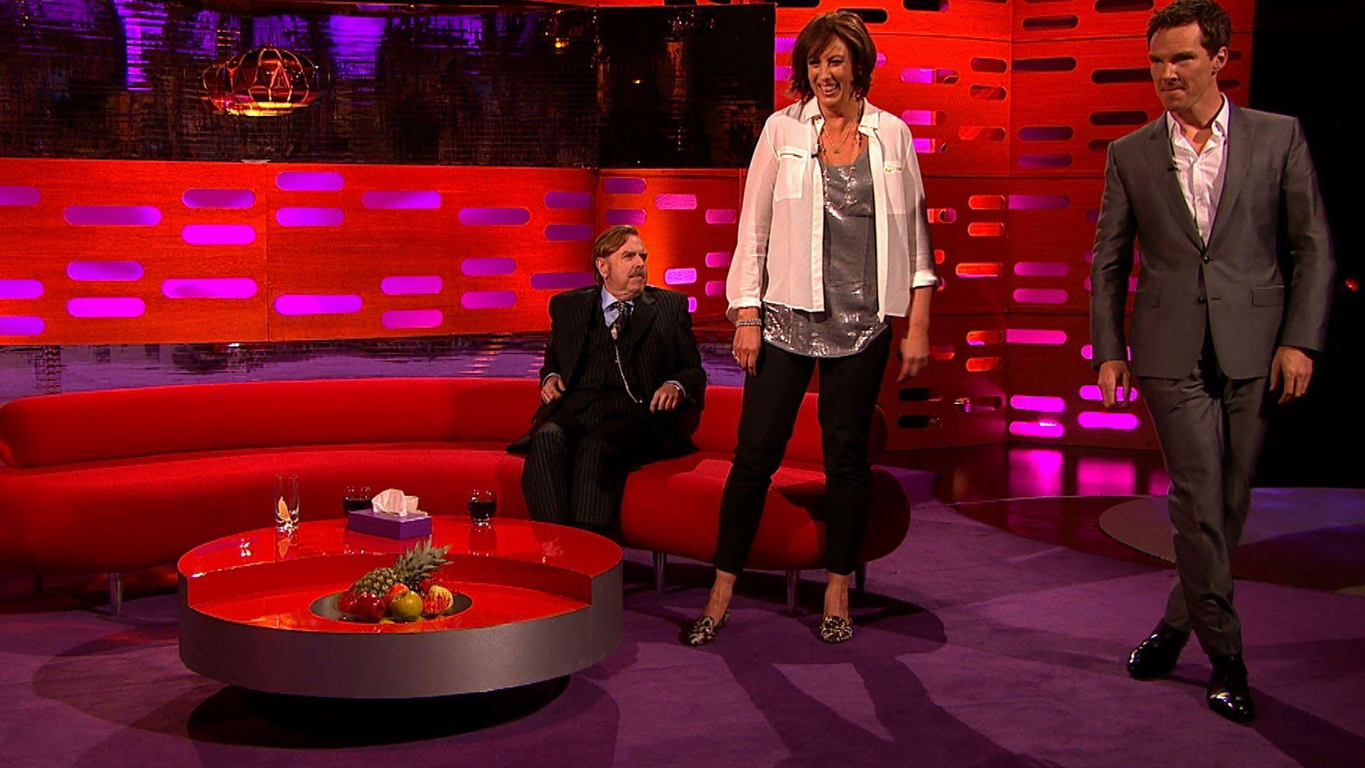 Miranda Benedict Cumberbatch Demo A Pop Star Walk The Graham