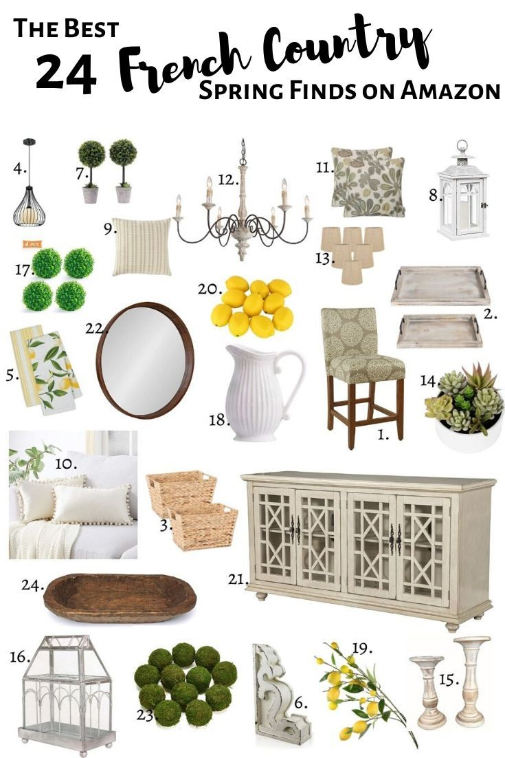 Photo of You'll Love These Spring French Country Amazon Finds | Simply2moms