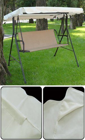 Brand New Replacement Swing Set Canopy Cover Top 77X43 By MTN Gearsmith