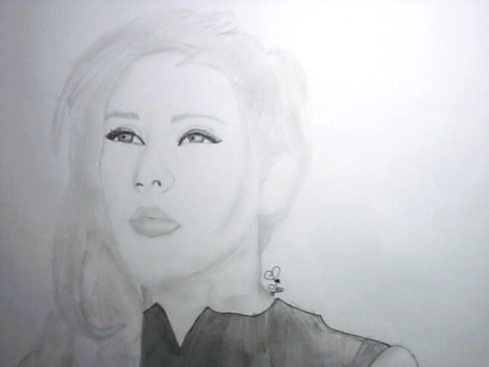 E aqui está a Ellie Goulding :D PERFECT e desenhei-a em ponto grande :3