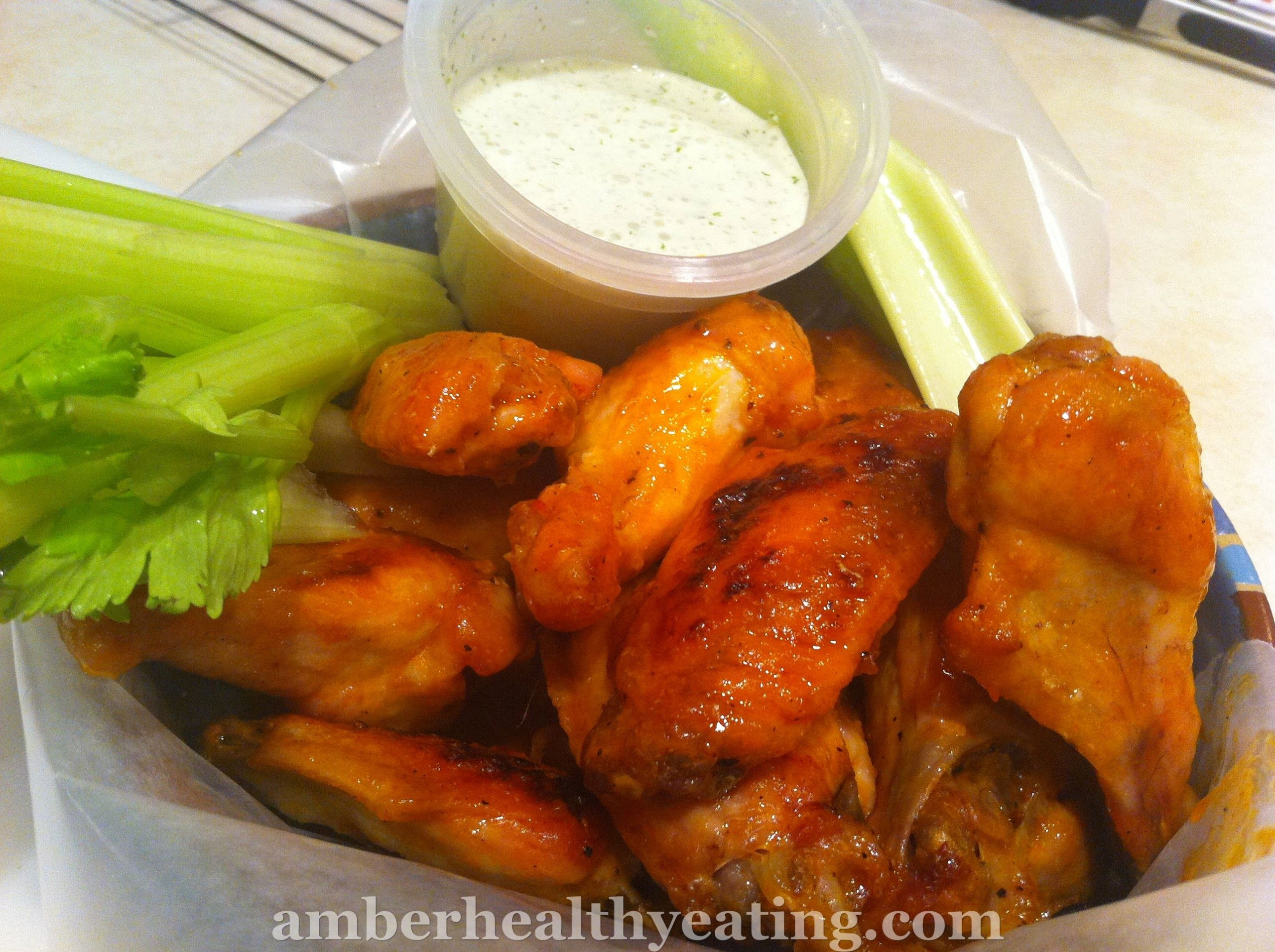 Classic Easy Buffalo Wings- keto paleo low carb high fat low sugar