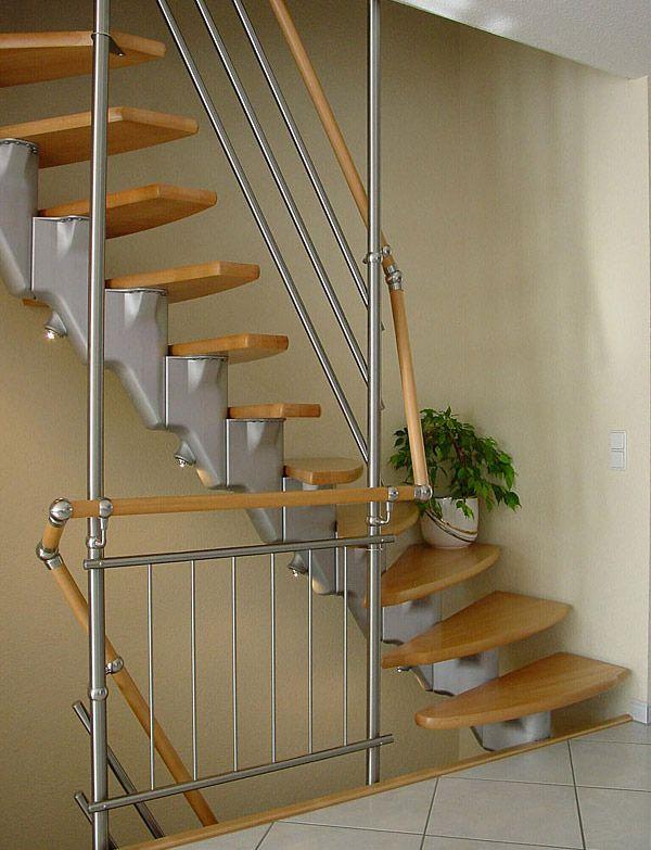 Best Prefab Staircase Top Star A210 Modular Spiral Stairway 400 x 300