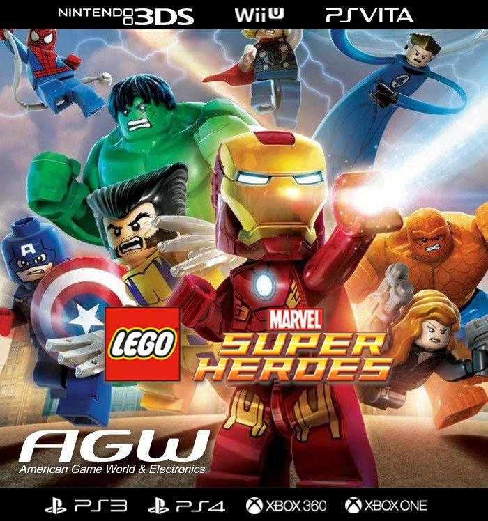 Lego Marvel Una De Las Franquicias De Más éxito Vuelve Con Una Nueva Aventura Llena De Superhéroes únete Al E Lego Marvel Lego Marvel Super Heroes Spiderman
