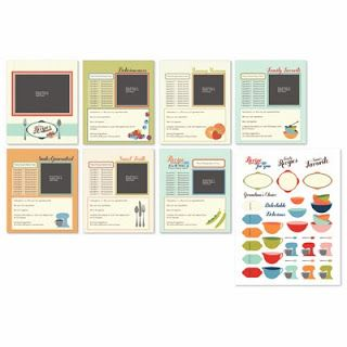 recipe books you design and print with my digital studio from stampin
