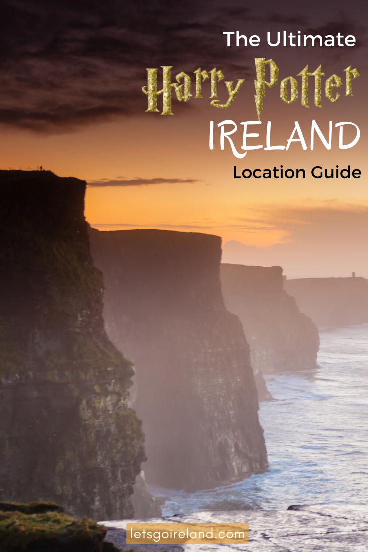 Harry Potter Ireland Filming Locations Ireland Travel Guide Ireland Travel Ireland Vacation