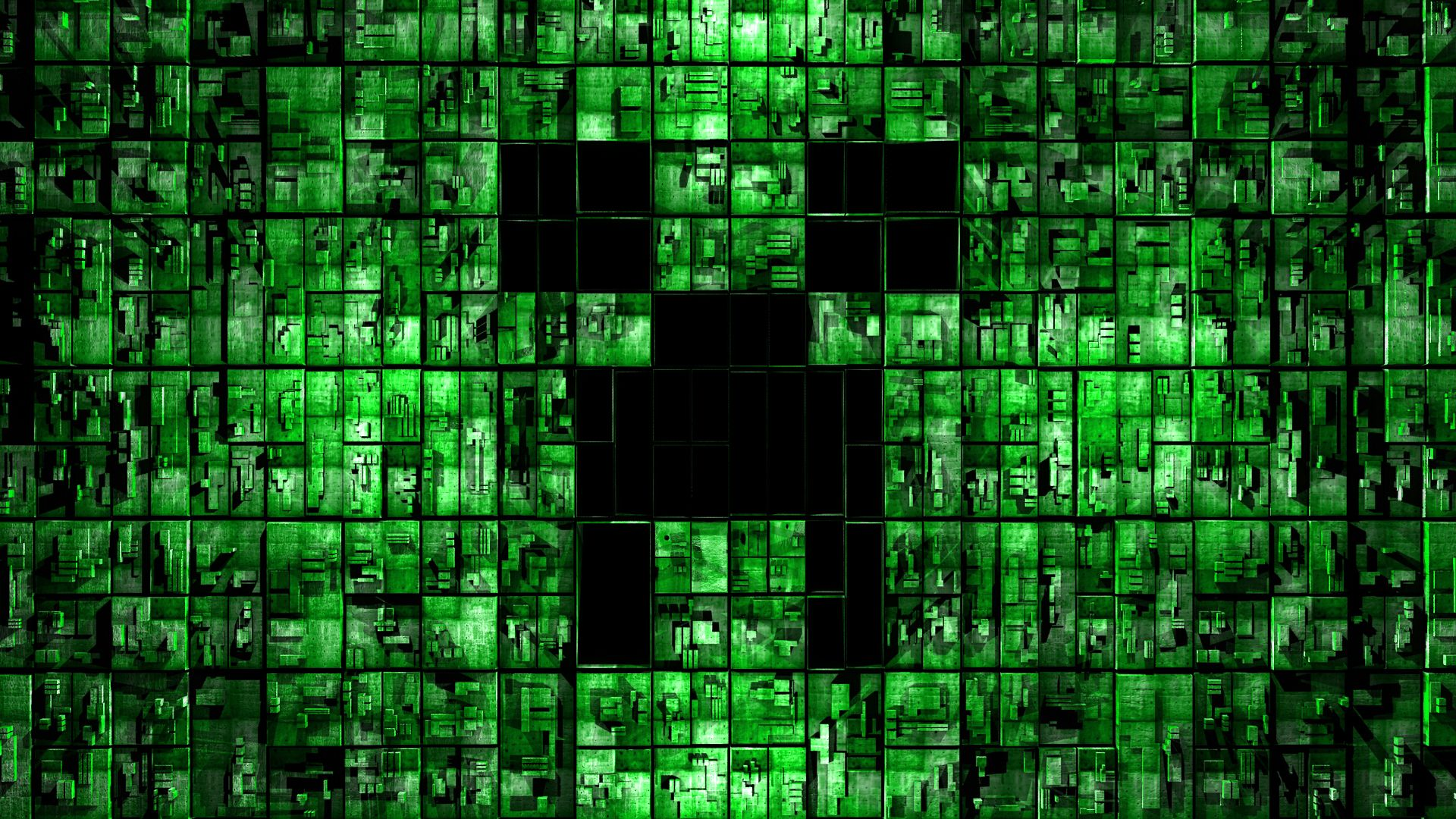 Wallpapers Hd Creeper Minecraft Wallpaper Creeper Minecraft
