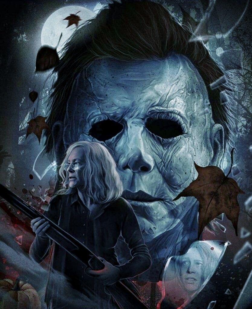 Pin by Brian on Halloween Movie Tribute Horror movie art