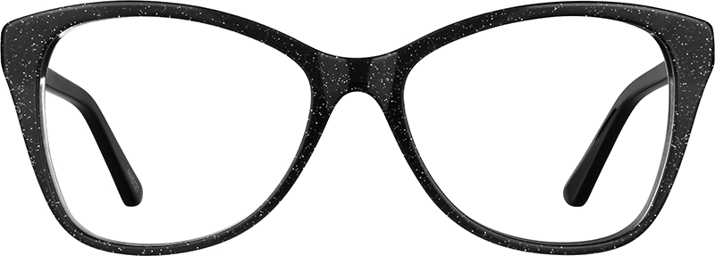 Black Cat Eye Glasses 4445121 Zenni Optical Eyeglasses Cat Eye Glasses Eyeglasses Zenni Optical