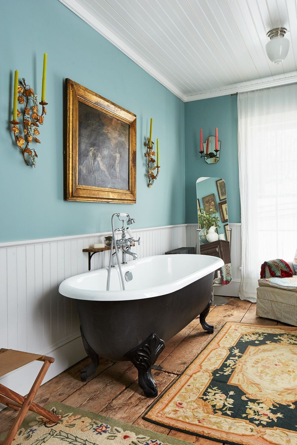 22 Bathroom Paint Color Ideas For a Quick Makeover Project