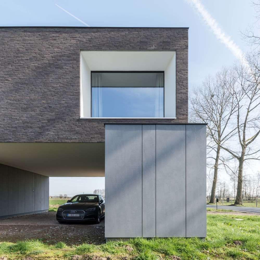 Gallery of DE BAEDTS House / Architektuuburo Dirk Hulpia - 2 ...