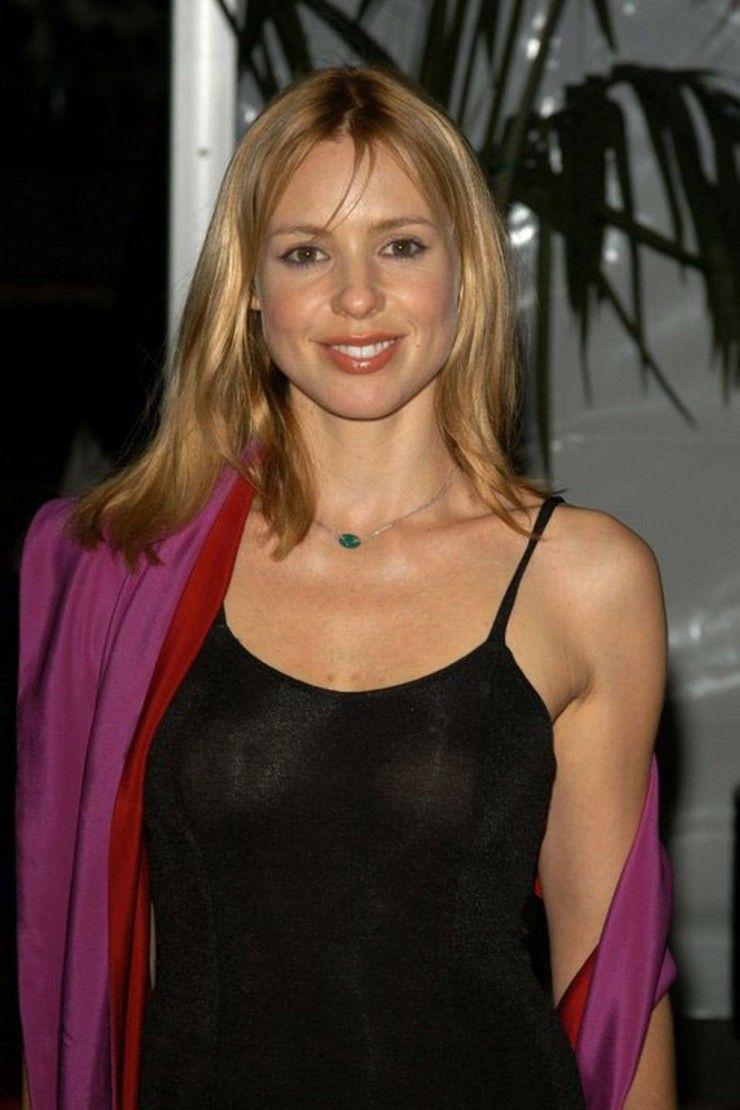 Olivia d'Abo Nude Photos
