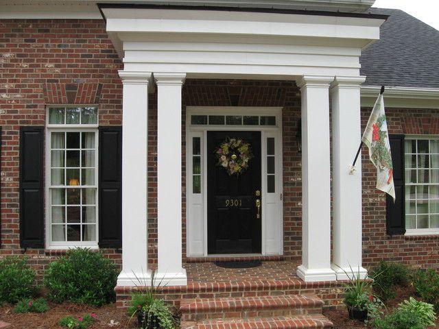 25++ Front entry portico designs ideas