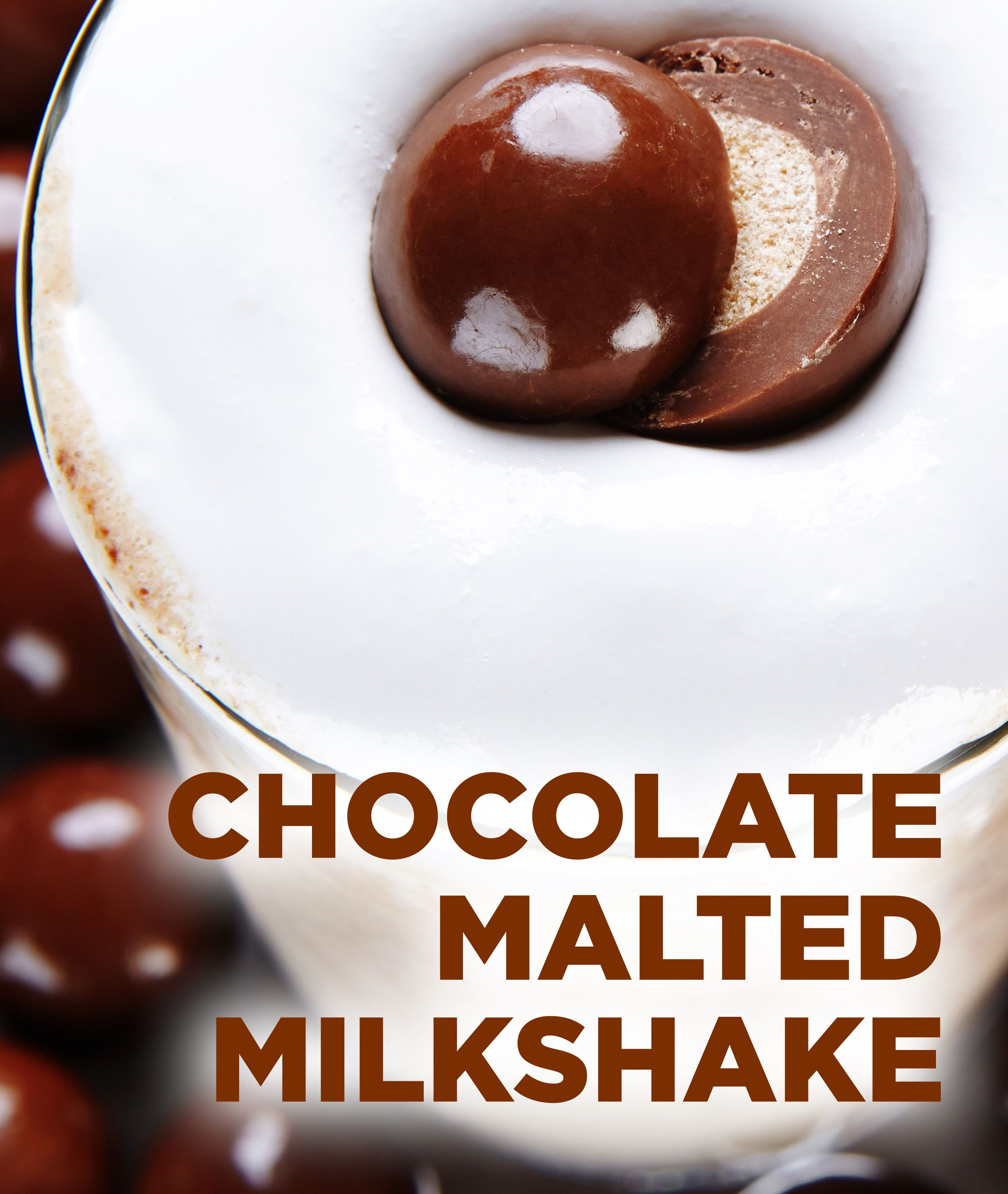 Milk Chocolate And Malt Magic