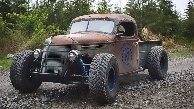 Pin By Charlie Holt On Rat Rods Pinterest Rats Cars And Vehiclerhpinterest: Off Road Trophy Truck Wiring Diagram At Elf-jo.com