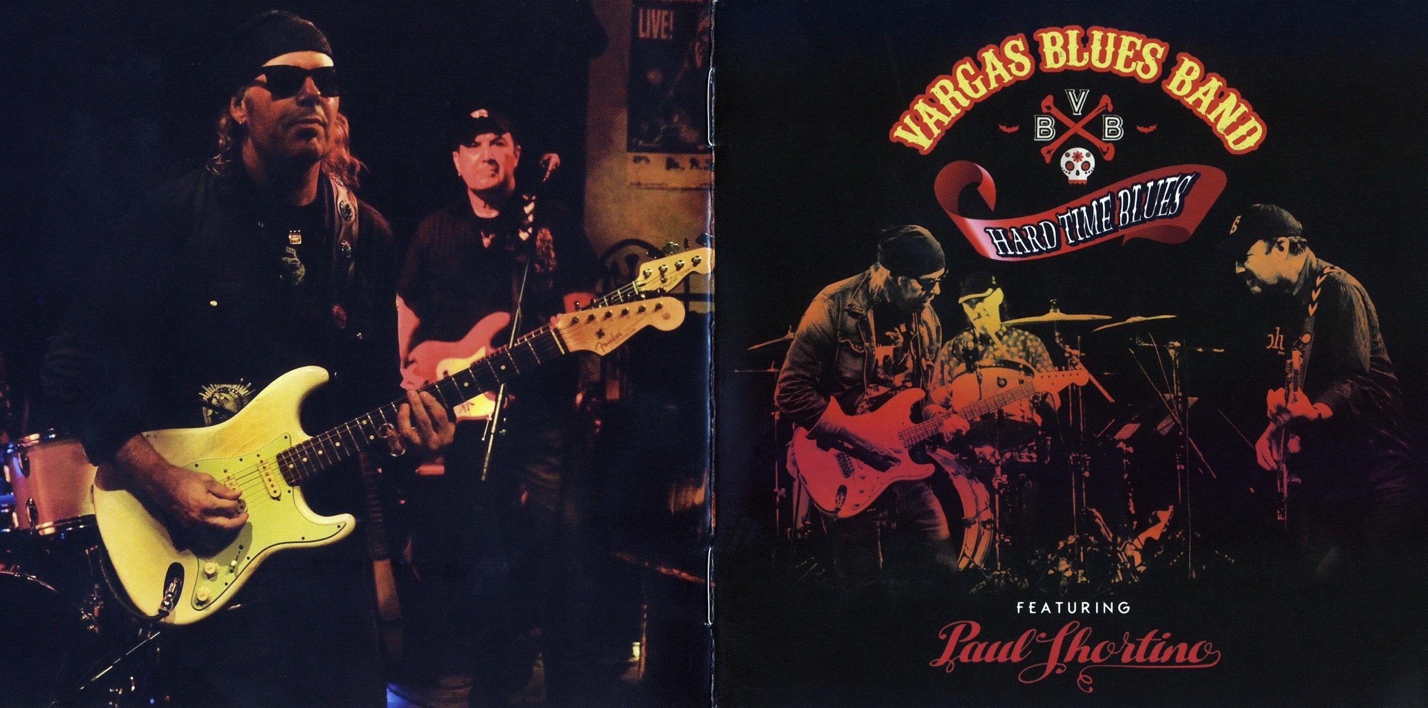 Vargas Blues Band - 2016 - Hard Time Blues