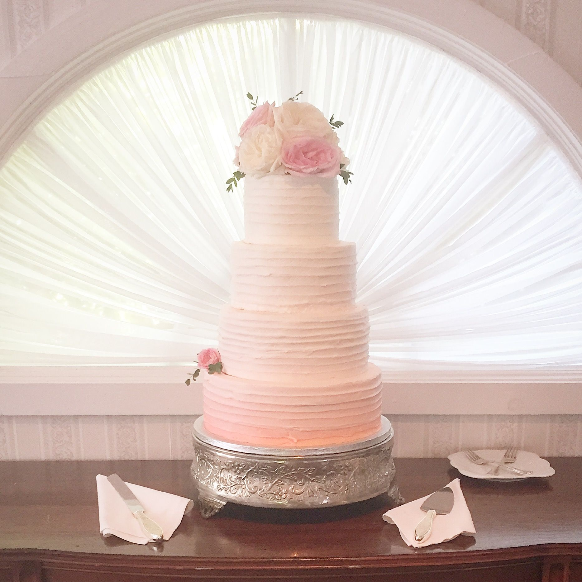 Sorby Sweets Wedding Cake Ombre Wedding Cake Textured
