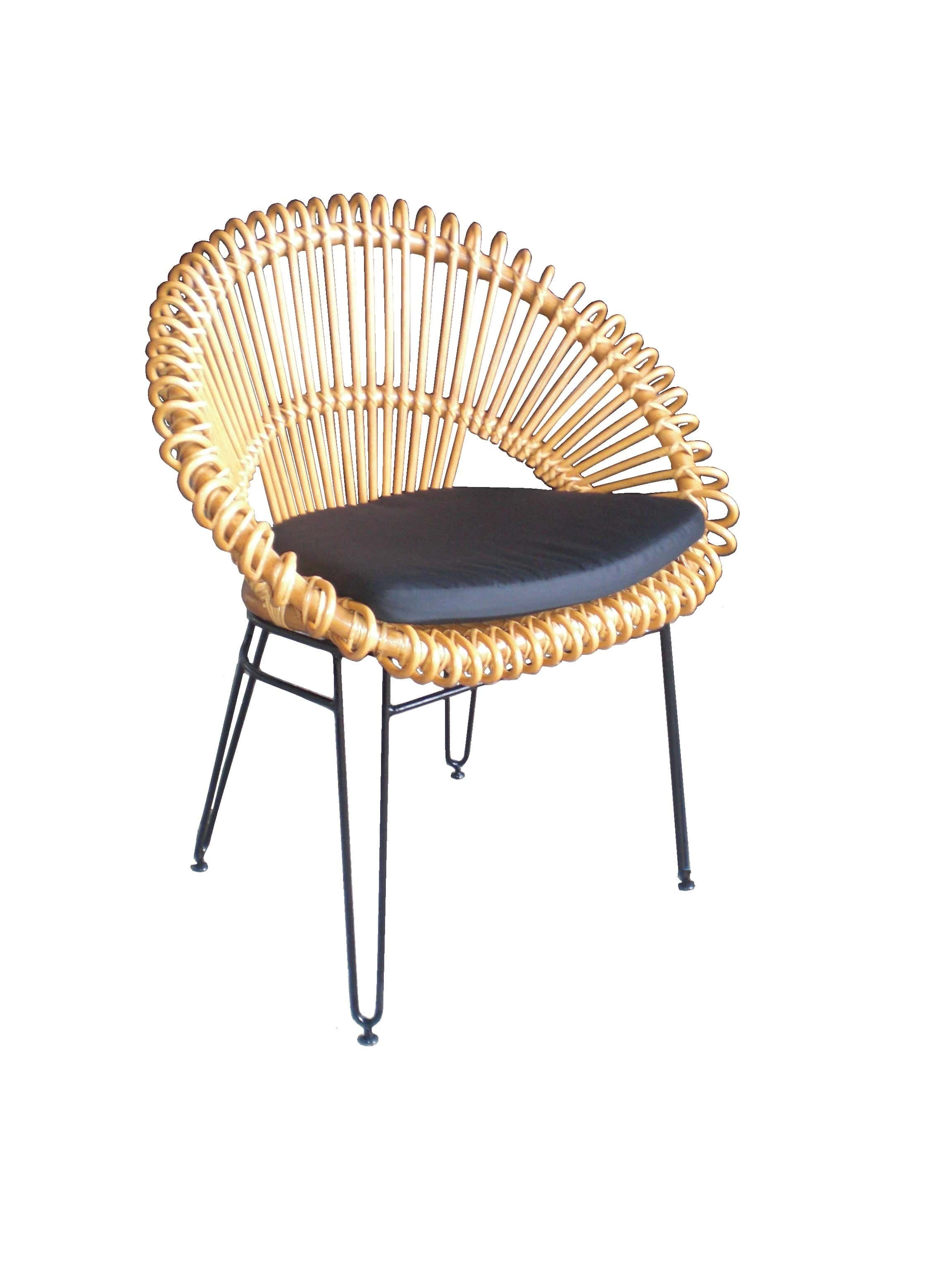 Wicker Circle Chair Furniture Buying Secrets Bamboo Chair